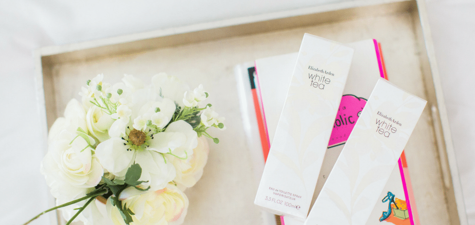Elizabeth Arden White Tea - Christmas Giveaways
