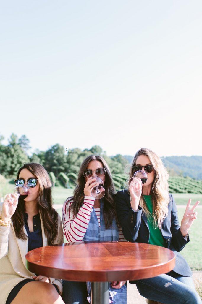 Girls day ideas, East coast wineries, Charlottesville, Virginia