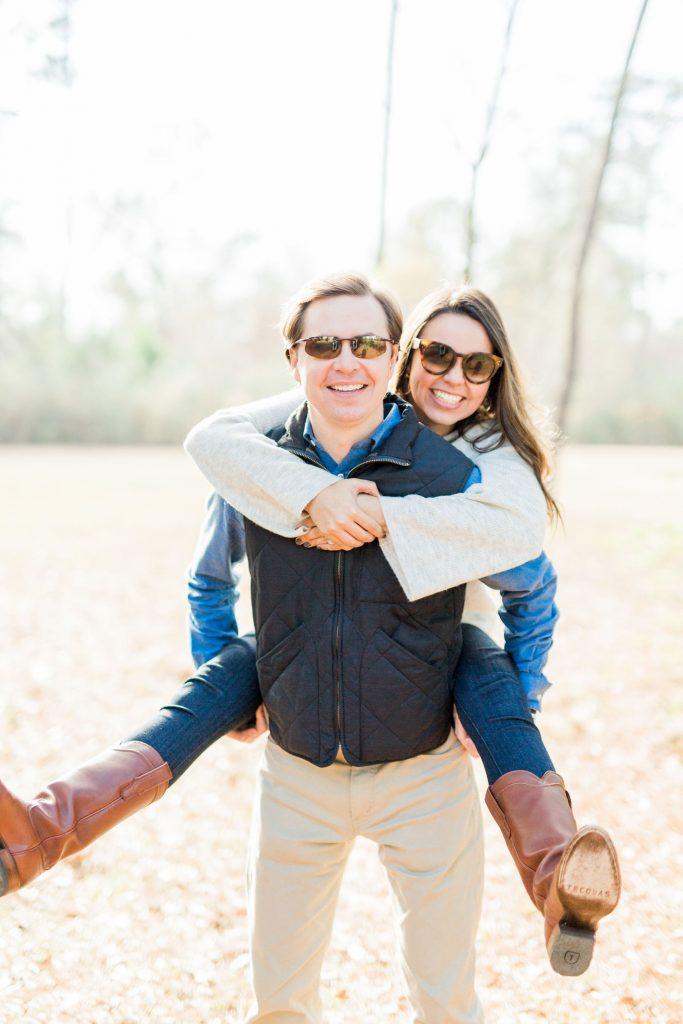 Winter couples photo ideas