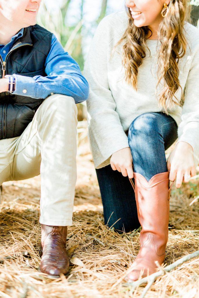 Tecovas Wyatt and the Harper boots