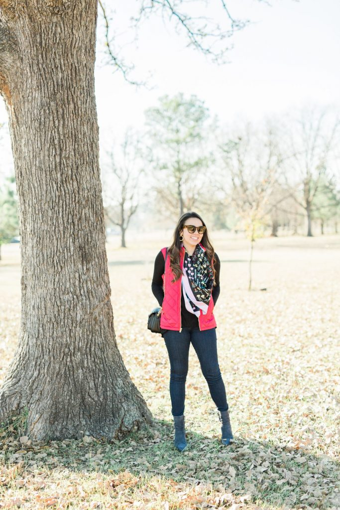 quilted vest outfit ideas, how to wear a vest
