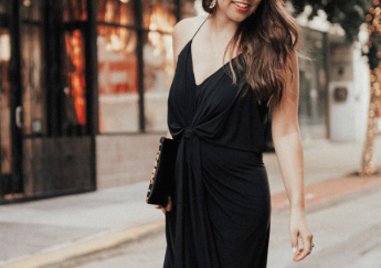 what to wear to a black tie wedding - Adored by Alex
