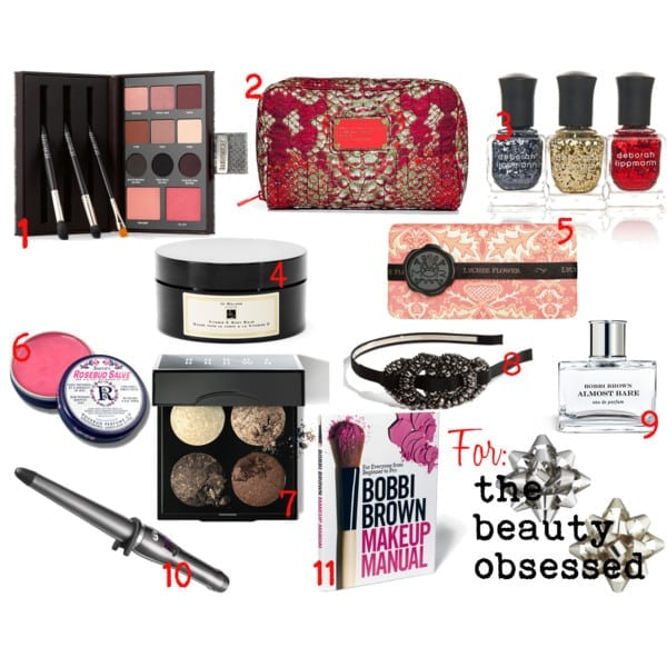 Guide to gift giving: the beauty obsessed