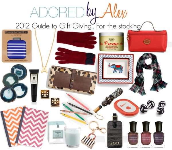 2012 Guide to Gift Giving: For the stocking