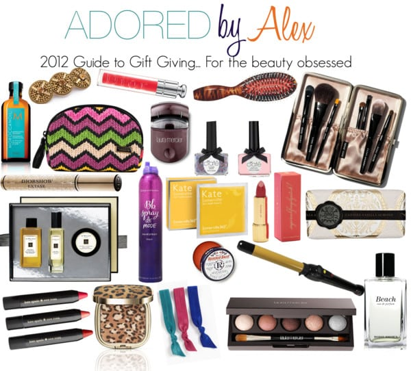 Guide to Gift Giving: For the beauty obsessed