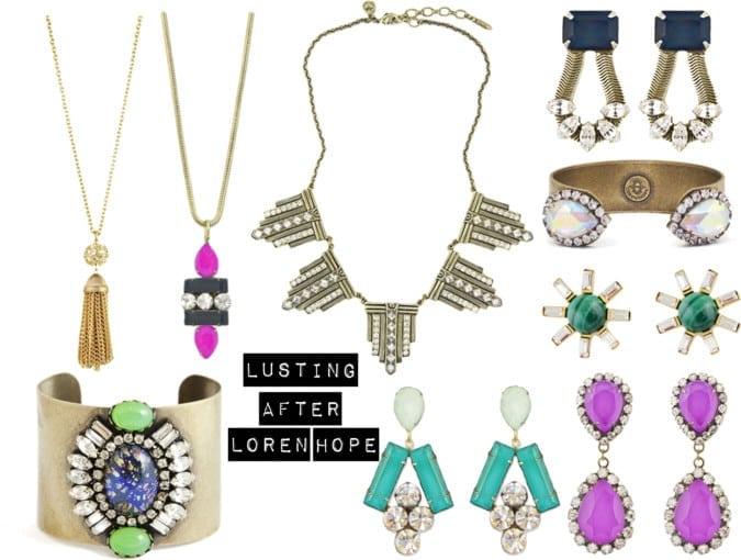Let's Shop: Loren Hope