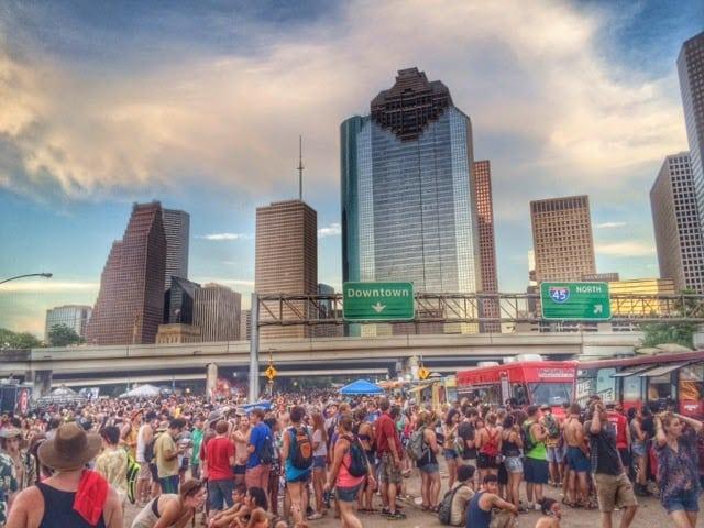 Free Press Summer Fest - Downtown Houston