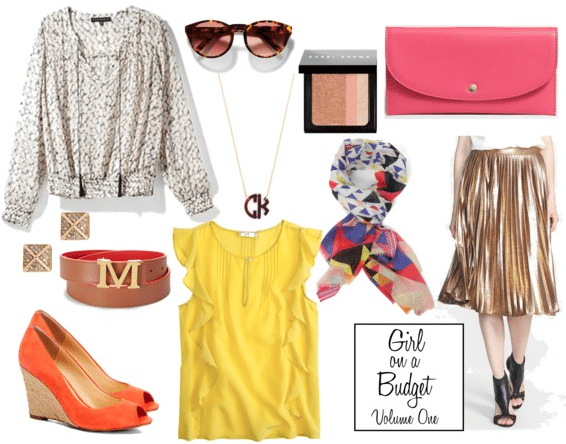 Let's Shop: Girl On A Budget