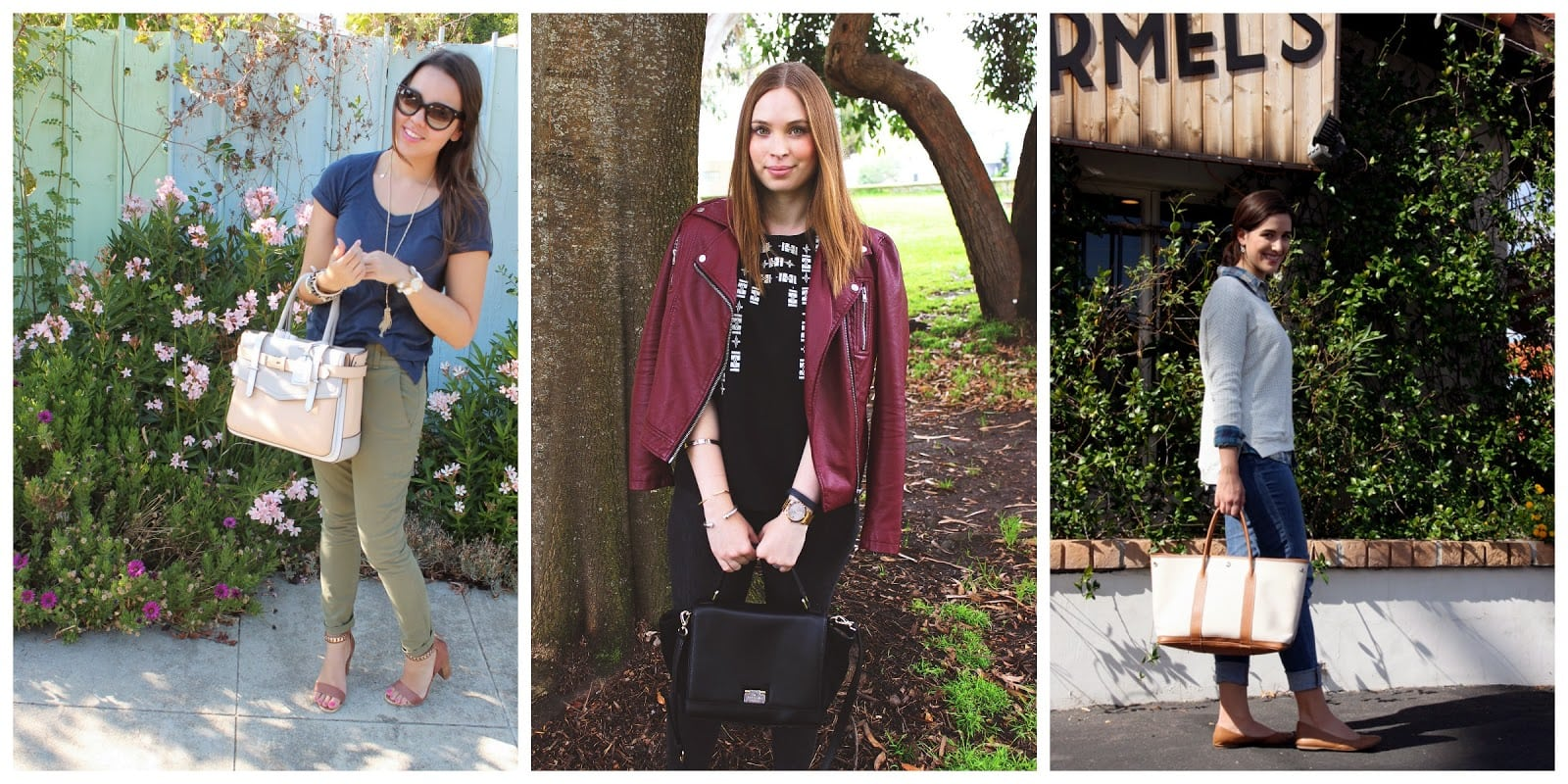 Three Bloggers // Three Fall Transitional Looks