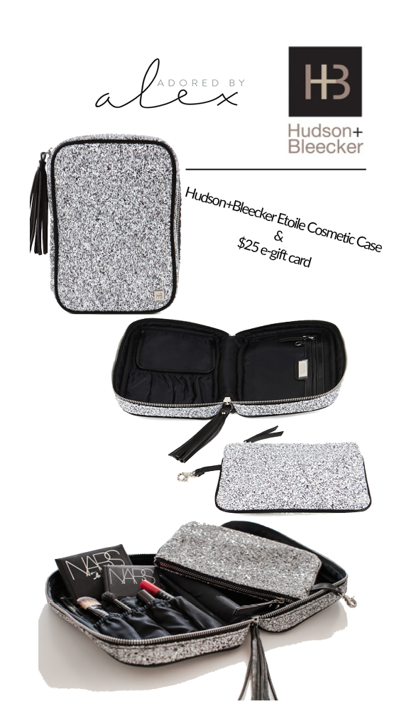 Hudson+Bleecker // Adored by Alex Holiday giveaway