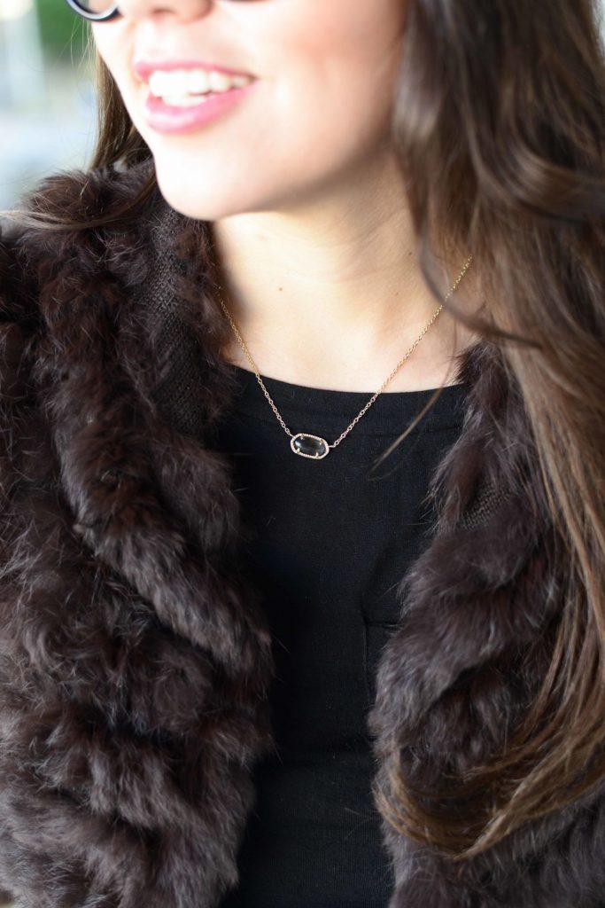 Kendra Scott dainty necklace