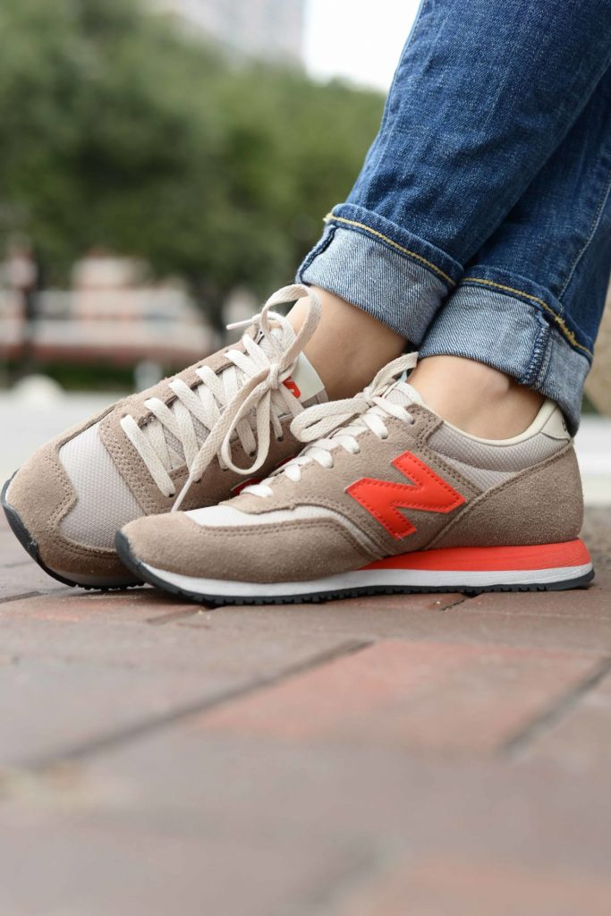 New Balance for J.Crew Sneakers - Adored by Alex