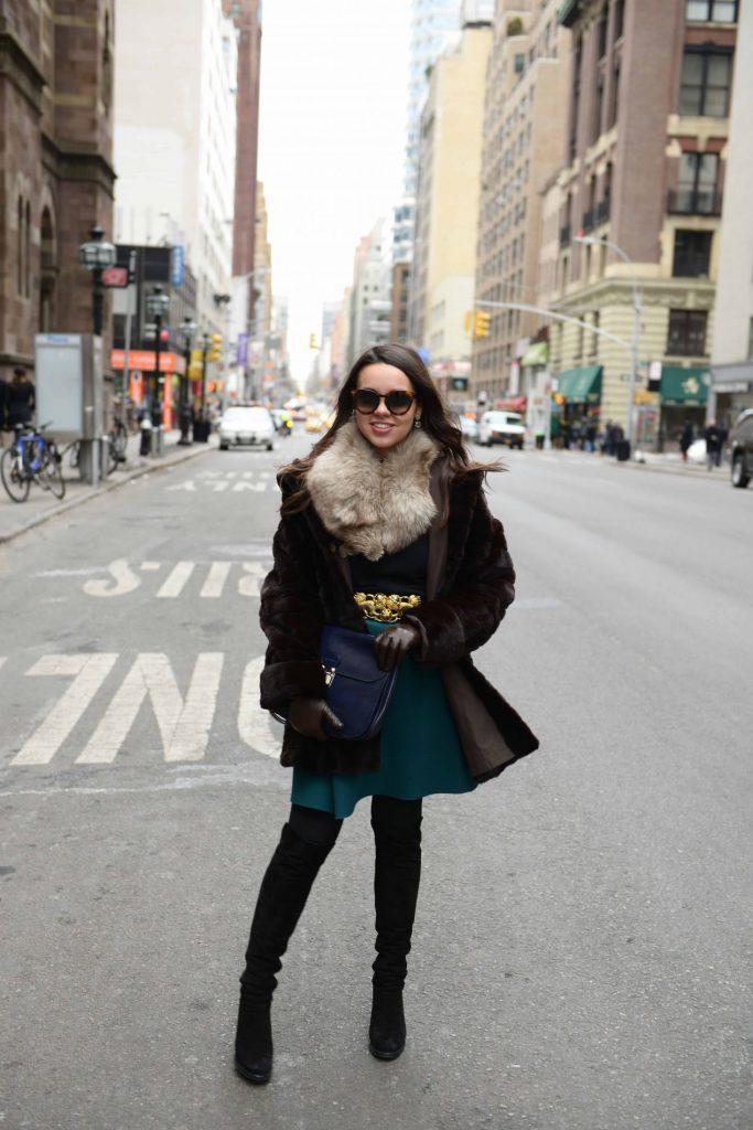 NYC - NYFW Blogger Street Style