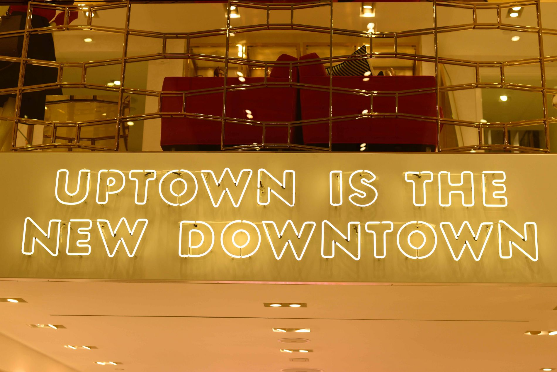 Kate Spade Uptown is the New Downtown