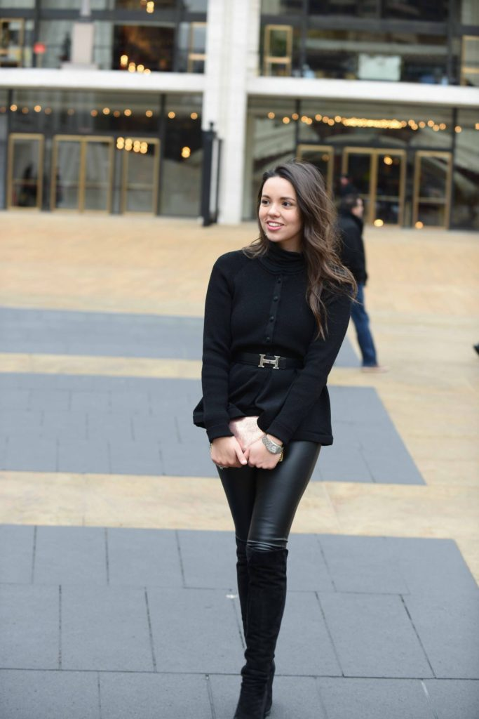 Blogger Style - NYFW Lincoln Center 2015