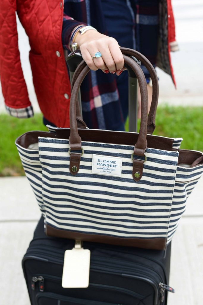 Sloane Ranger Kings Road Tote