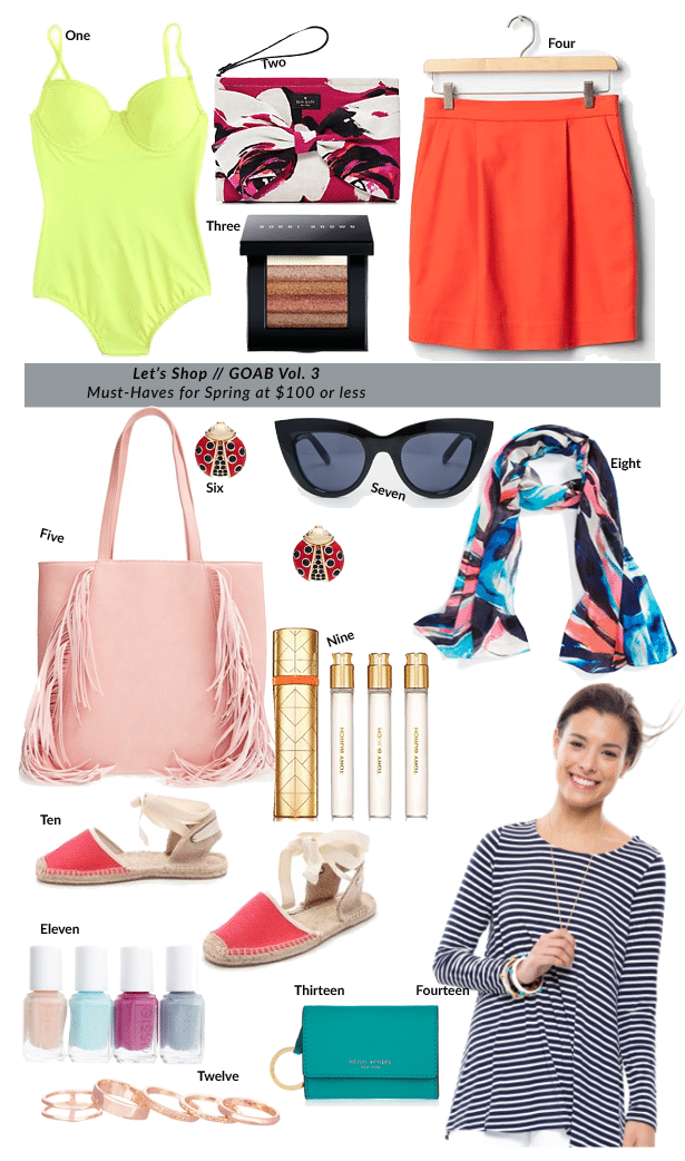 Let's Shop: Girl On A Budget Vol. 3