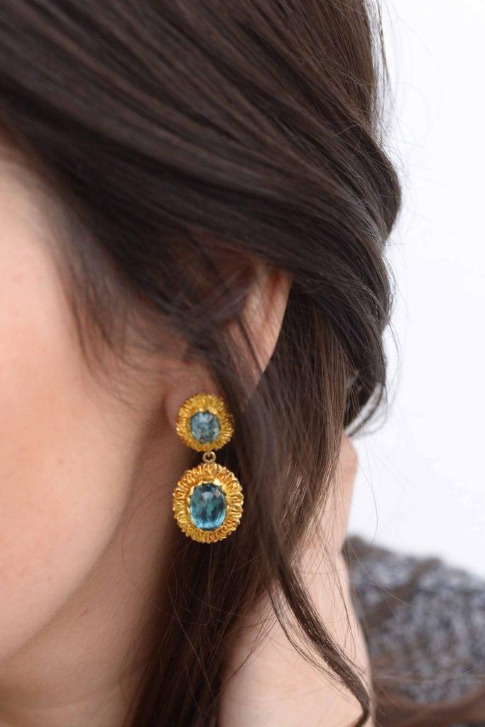Lewis Jewelers Houston - Victor Velyan Earrings