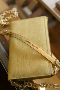 Dagne Dover clutch