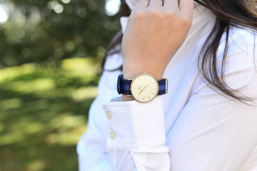 Daniel Wellington lady watch