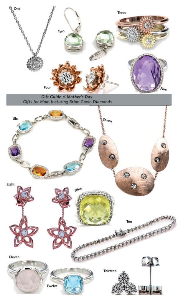 Mother's Day Gift Guide - Brian Gavin Diamonds