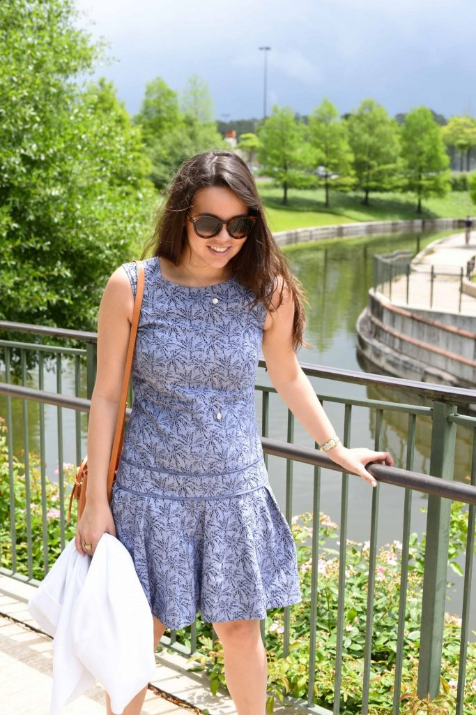 How to wear a dress in the humidity