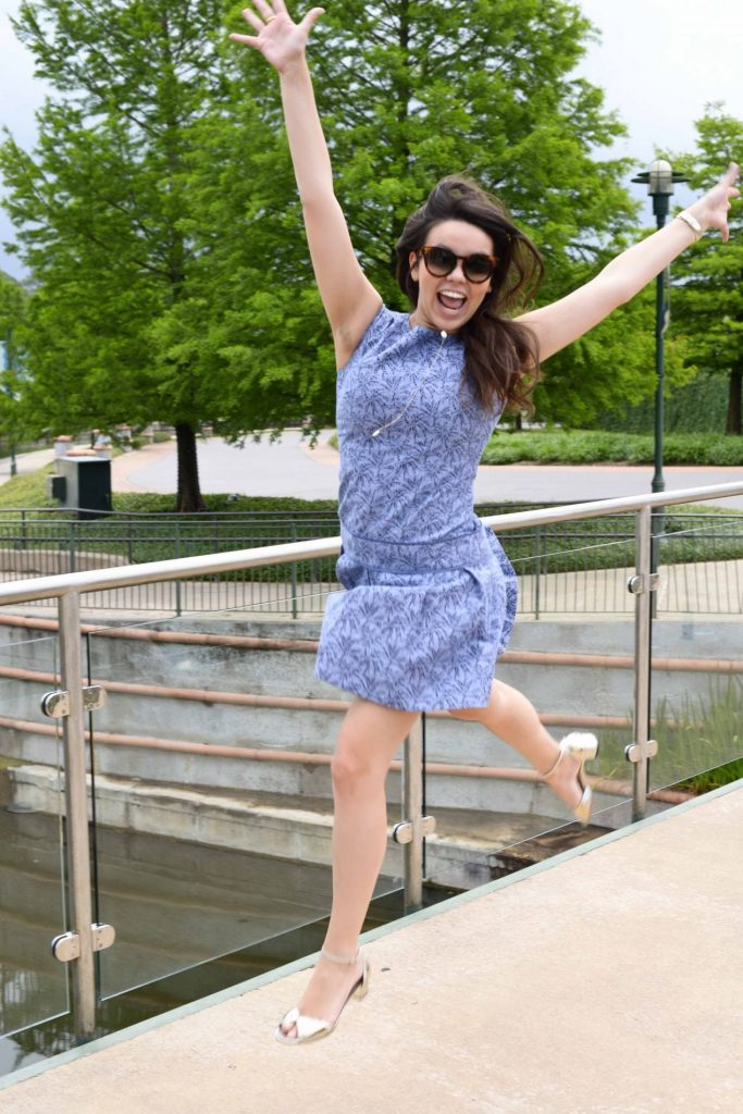 Jumping for summer - Adored by Alex