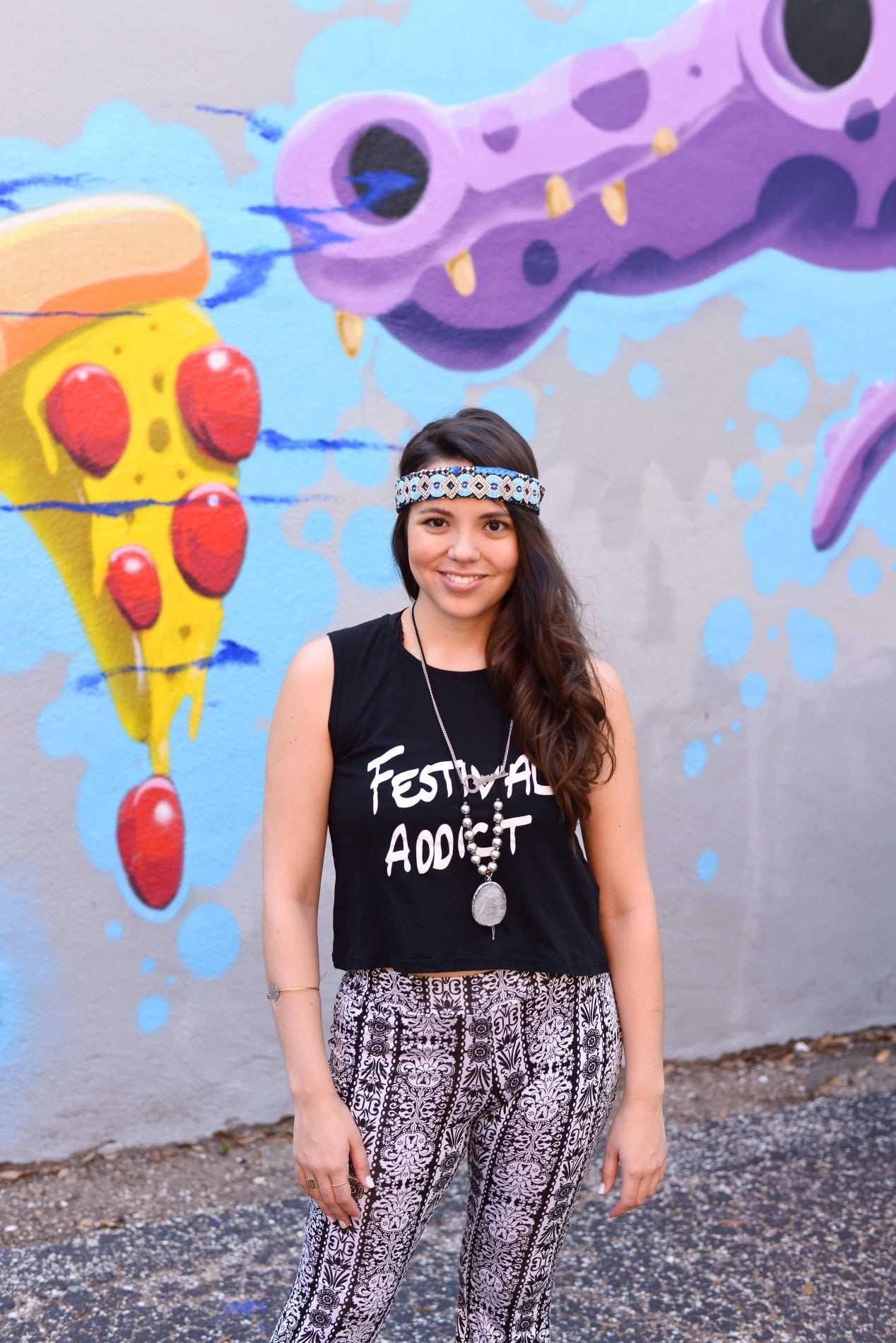 How to dress for a music fest