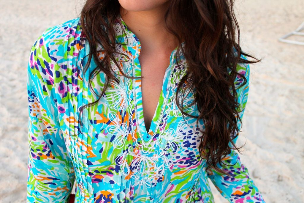 Beaded detail - Love my Lilly