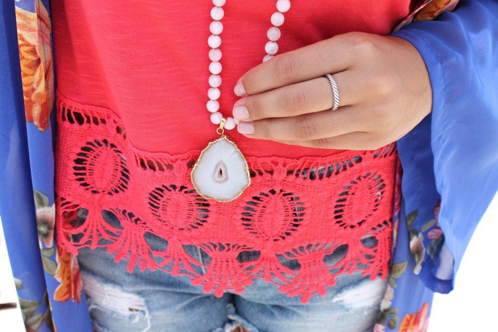 Patty Clarke Designs Necklace