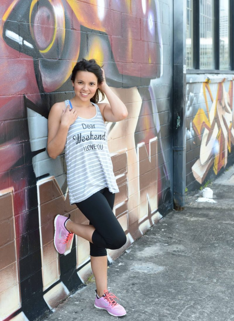 Workout with Katydid Collection + Giveaway!