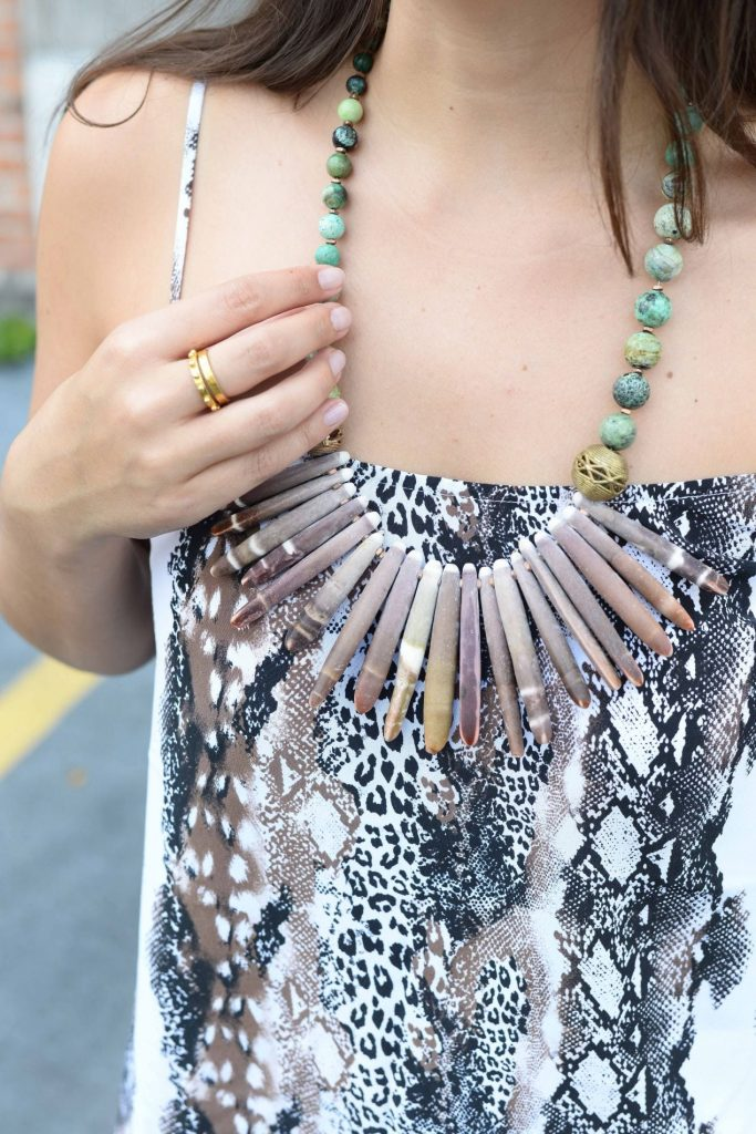 Roxy Rabb one-of-a-kind necklace
