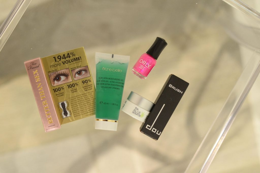 June GLOSSYBOX products - 2015 - Adored by Alex