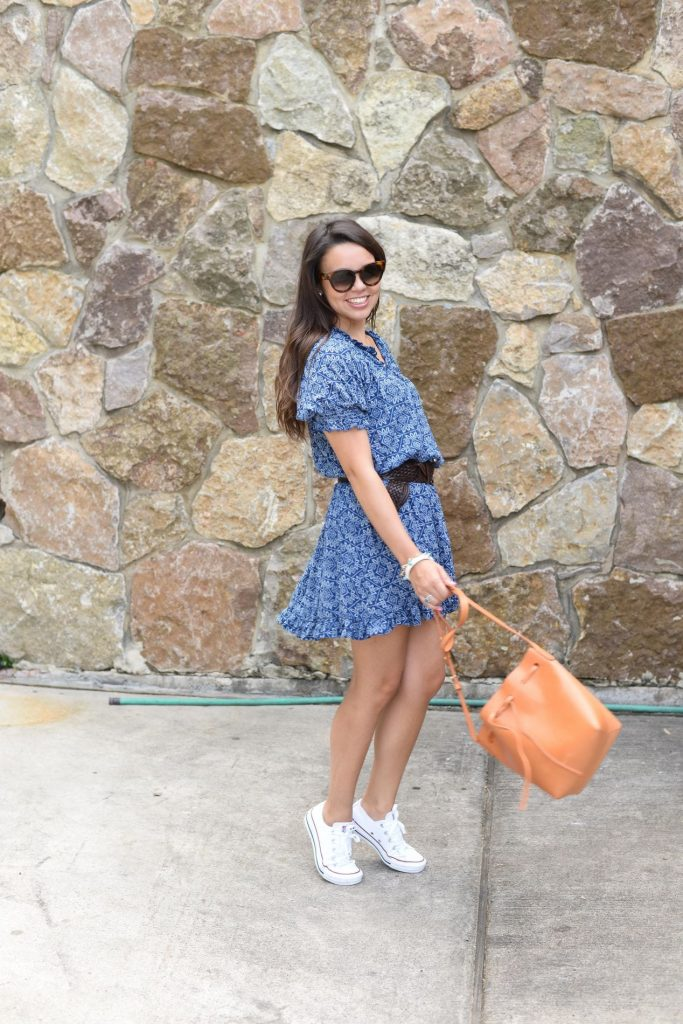 Twirling in cotton summer dresses