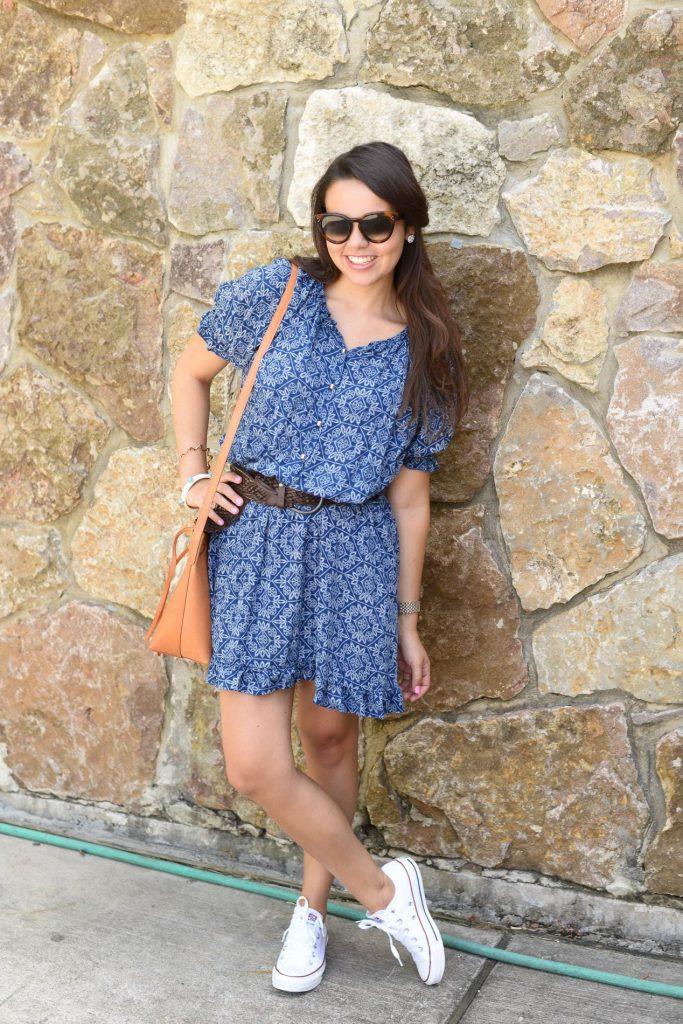 Belted Dresses for defined waist line