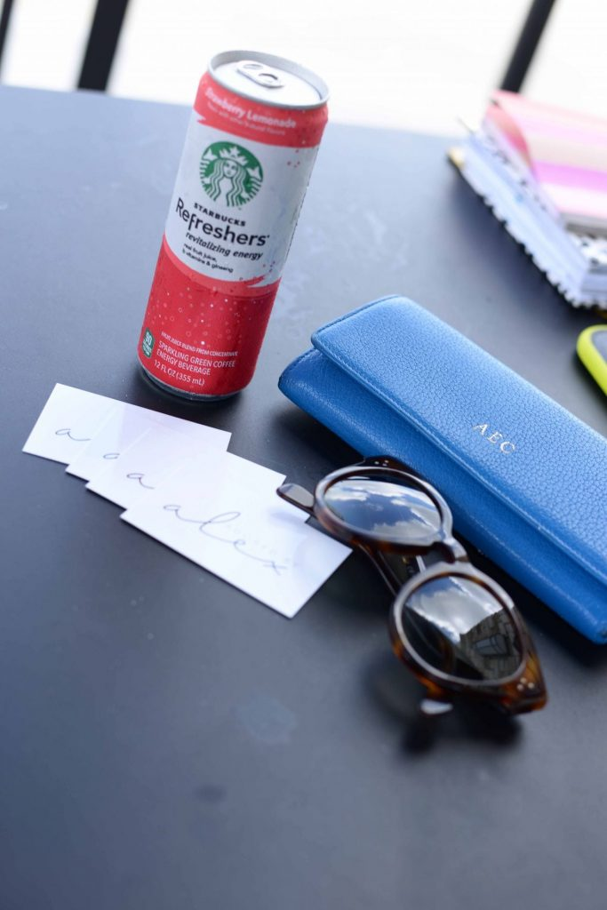 How to stay motivated with Starbucks Refreshers