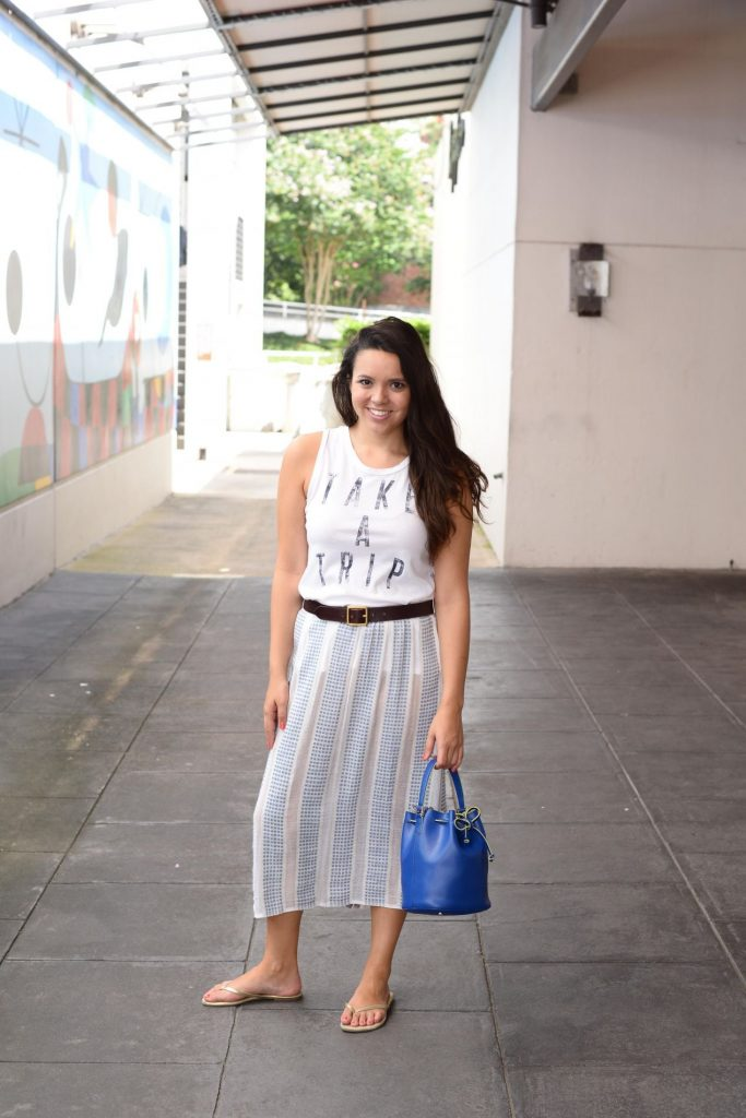 Sundry Clothing Take A Trip tee