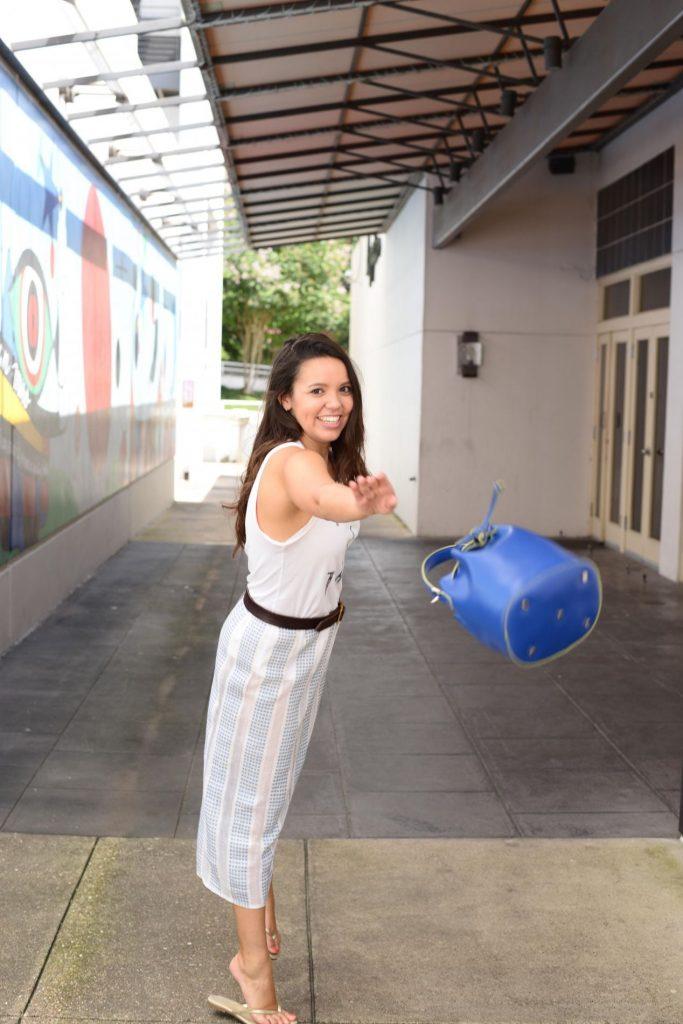 Bucket Bag - Summer - Alexandra de Curtis