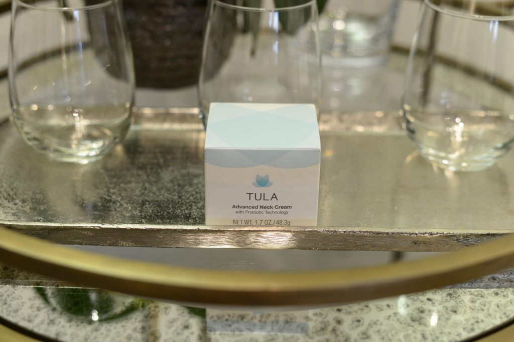 Tula Neck Cream - Wrinkle Prevention