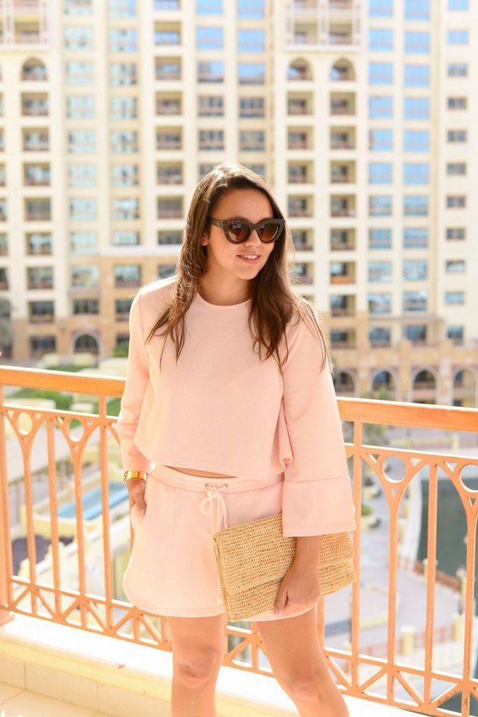 Pink ensemble - Adored by Alex