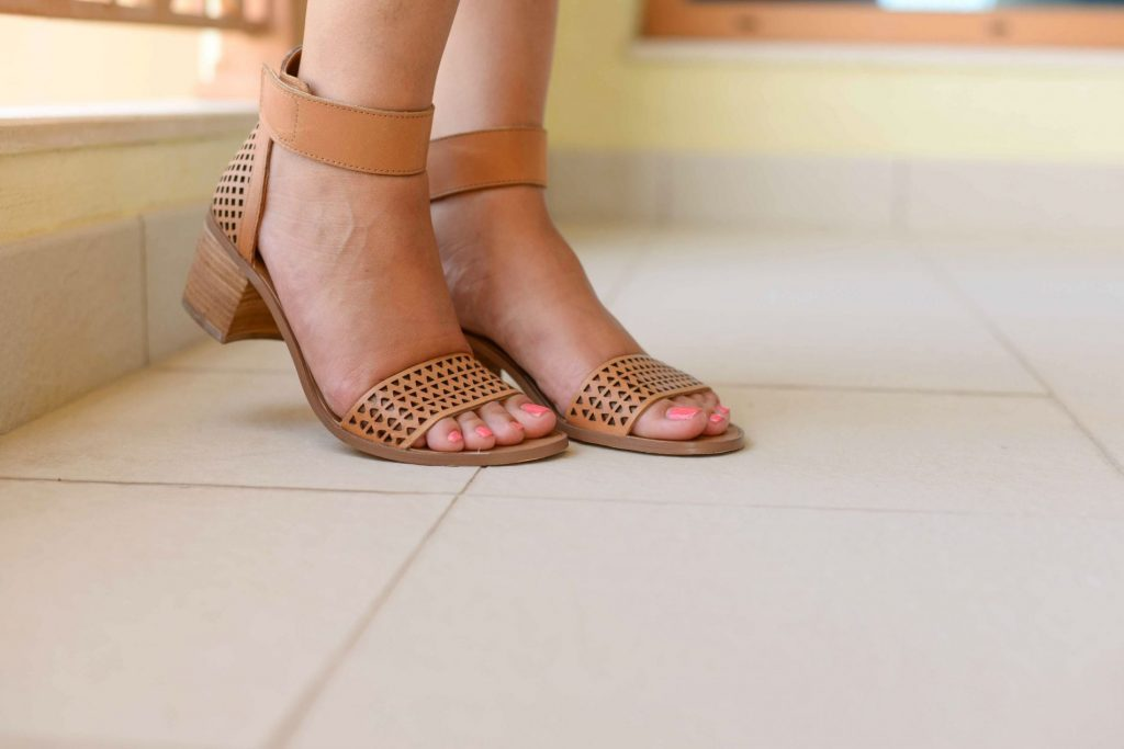Kensie Hadin sandals via My kind of Lovely boutique