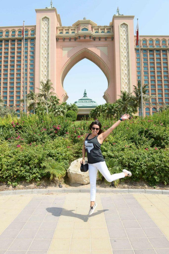HomeT in Dubai - Texas travel blogger style