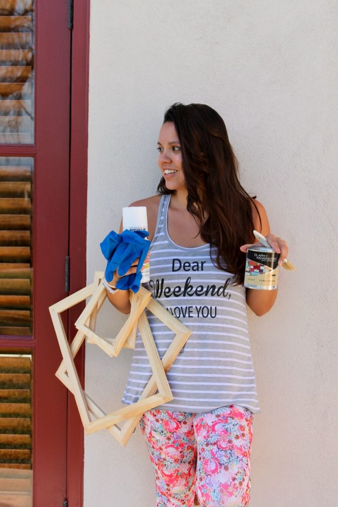 Do-it-yourself painting with Ace Hardware