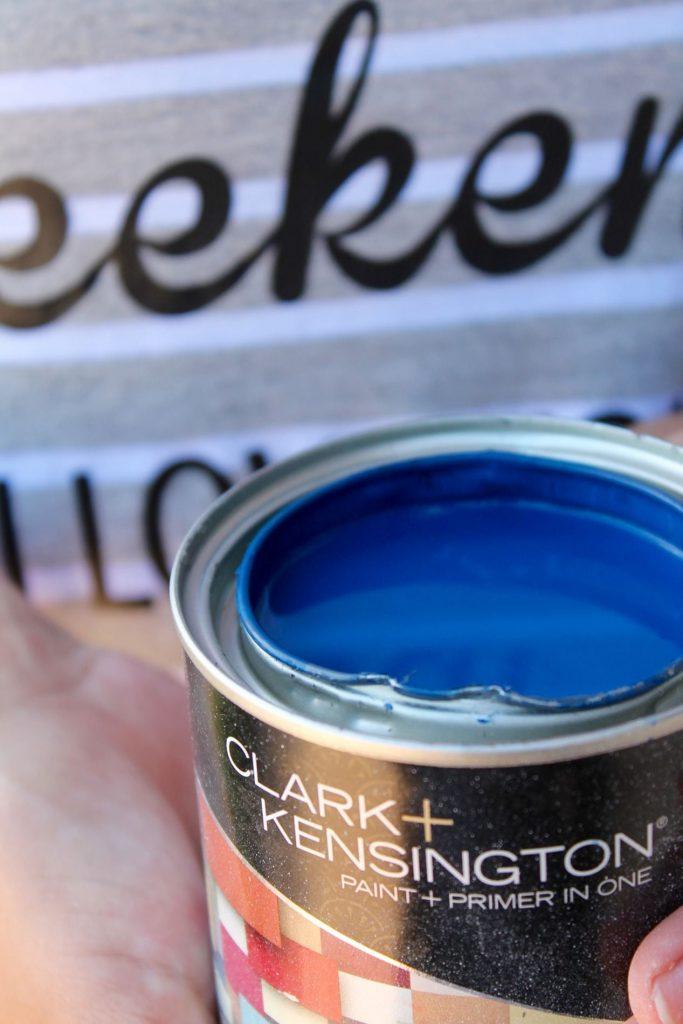 Ace Hardware - Clark+Kensington paint sample