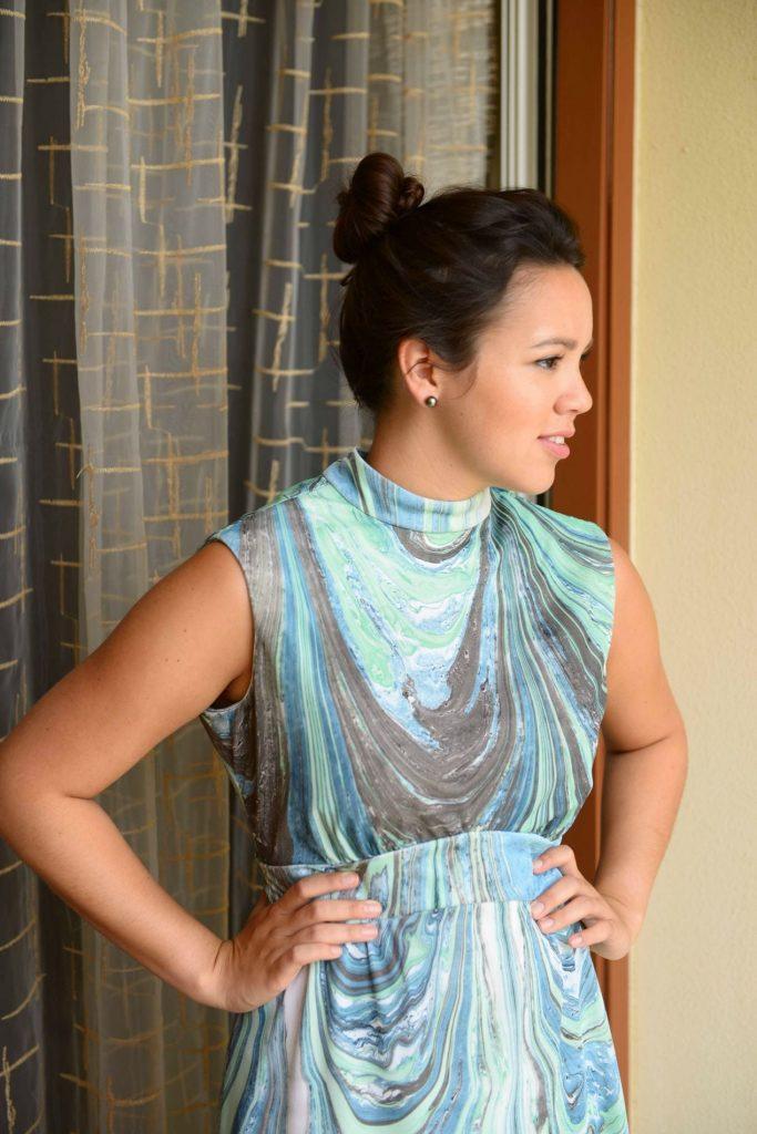Cheeky Vintage Dress