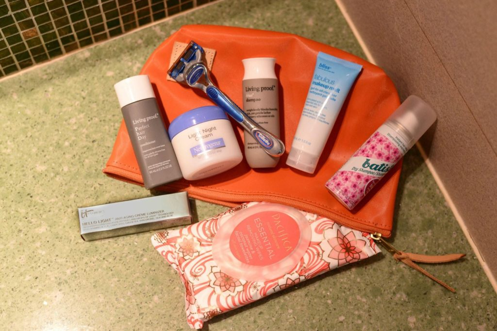 Ulta Beauty - travel essentials
