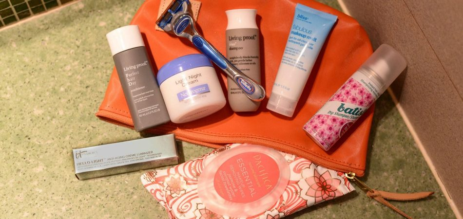 Ulta Beauty - travel essentials