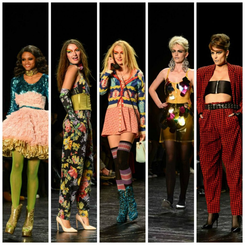 Betsey Johnson SS16 NYFW - Adored by Alex