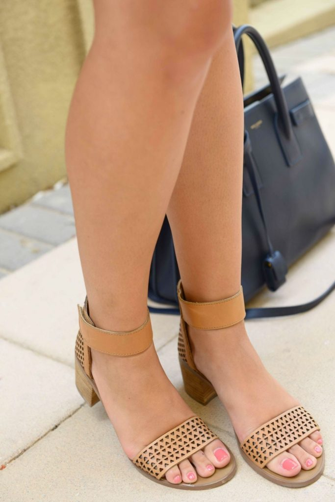 Kenzie ankle strap sandals