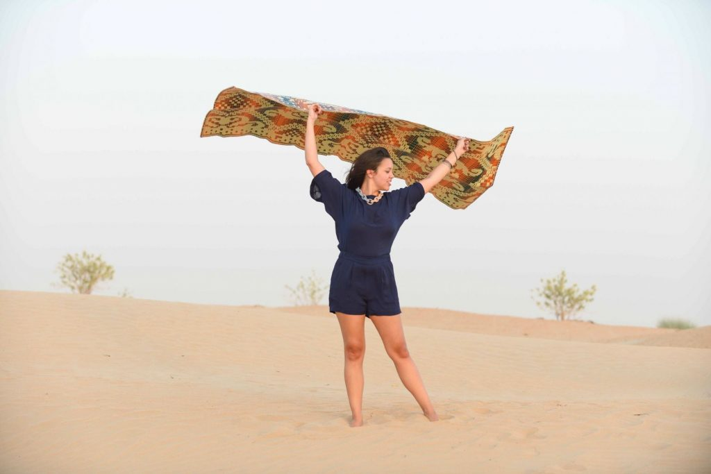 Dubai Magic Carpet